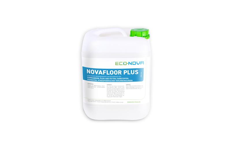 Bodenreiniger zur Entfernung von Farbstoffen und Pigmenten. Ölen und Fetten