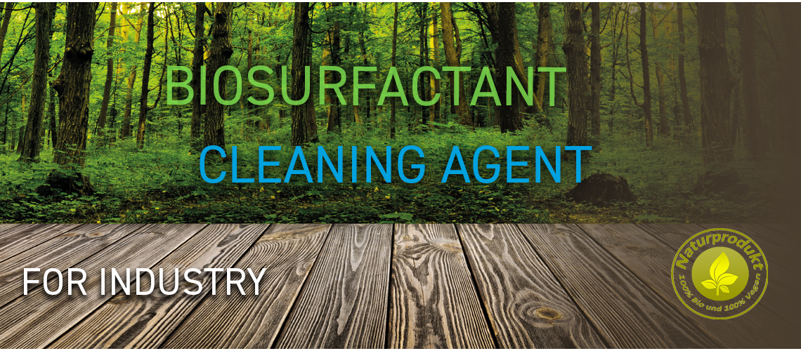 biosurfactantcleaningagentforindustry